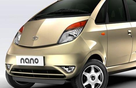Marketing angle disrupts Tata Nano sales drive