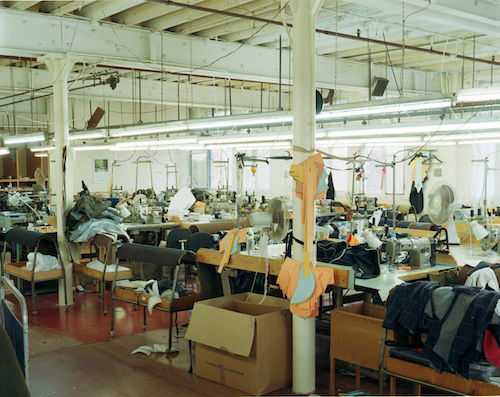 Factories by Albam