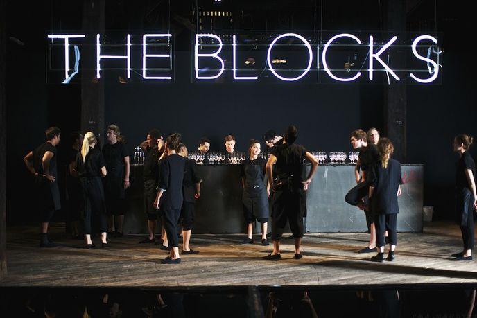 The Blocks, Sydney