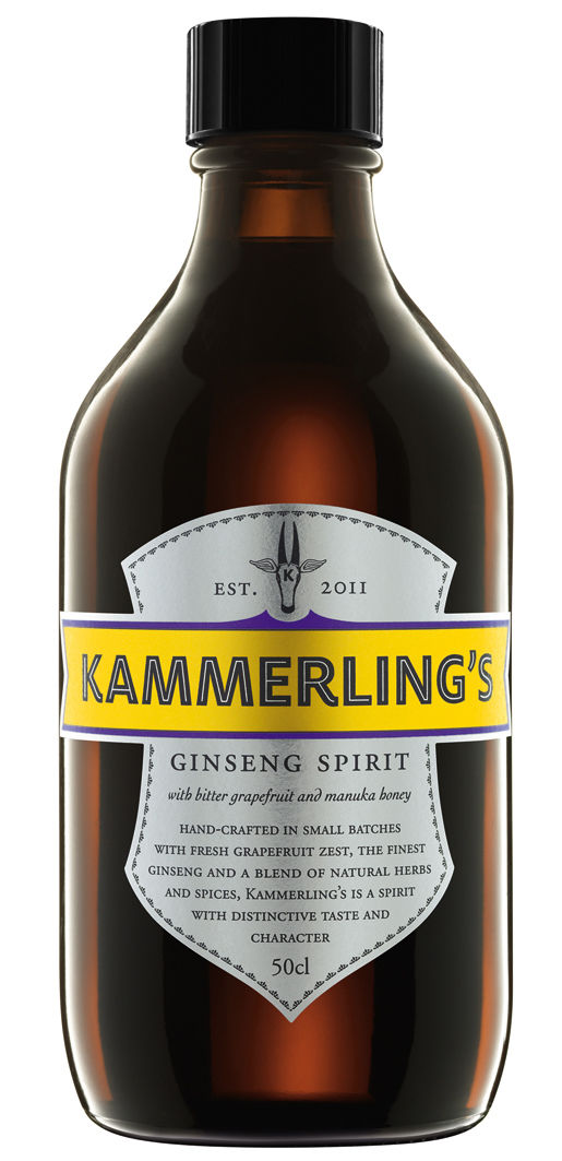 Kammerlings Ginseng Spirit