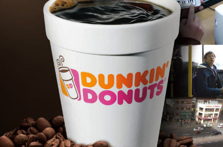 Dunkin' Donuts leads South Koreans by the nose