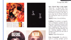 Retro takeover: Newsweek runs vintage ads
