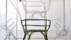 Seat of nature: A new branch of chair design