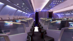 Virgin treats customers to a first-class tour