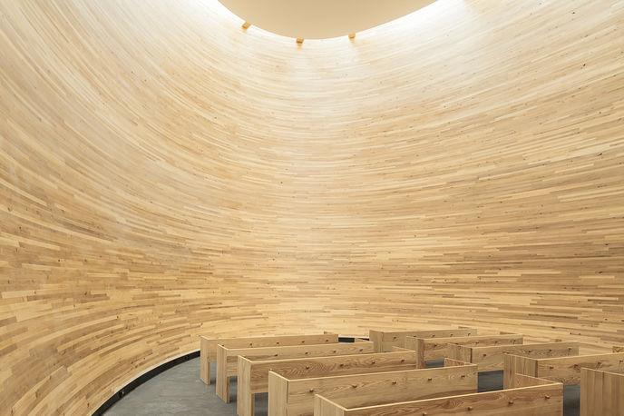 Kamppi Chapel, K2S Architects, Helsinki