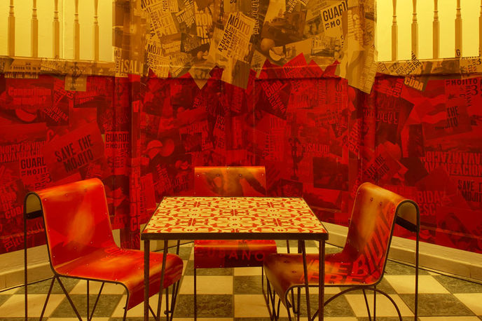Havana Club by Campaign, London