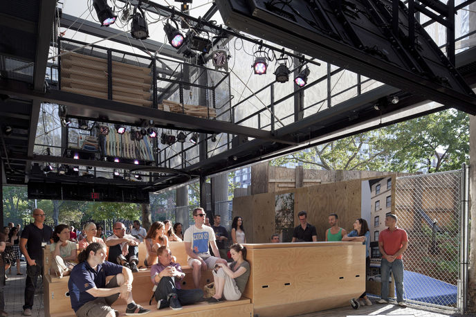 BMW Guggenheim lab, New York