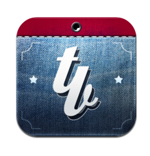 Check in to your wardrobe with TagBrand app