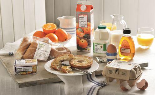 Marks & Spencer introduces budget food range