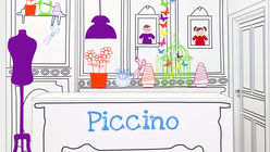Picture this: Illustrated interior is kid's play