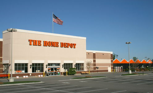 Home Depot introduces checkout innovations