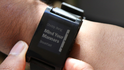 Pebble dashes forward to Internet of Things