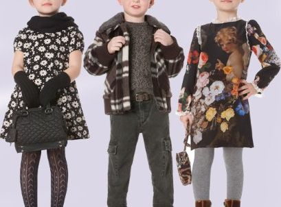 China's luxury children's market grows rapidly