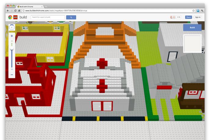 Lego Let's Build