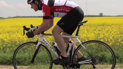In for the ride: Amateur takes on Tour de France