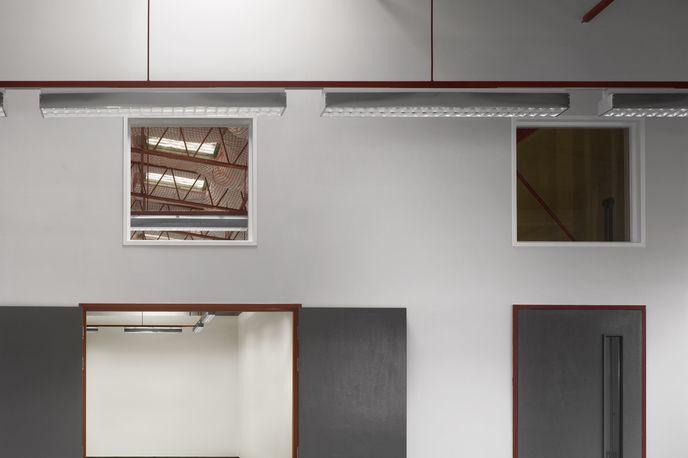 The White Building, David Kohn, London