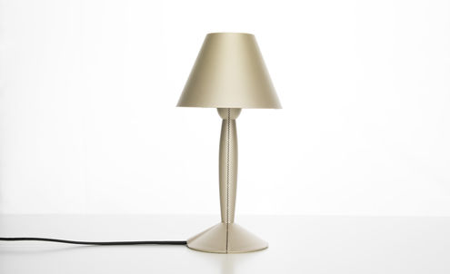 Biodegradable lamp brings Flos sweet success