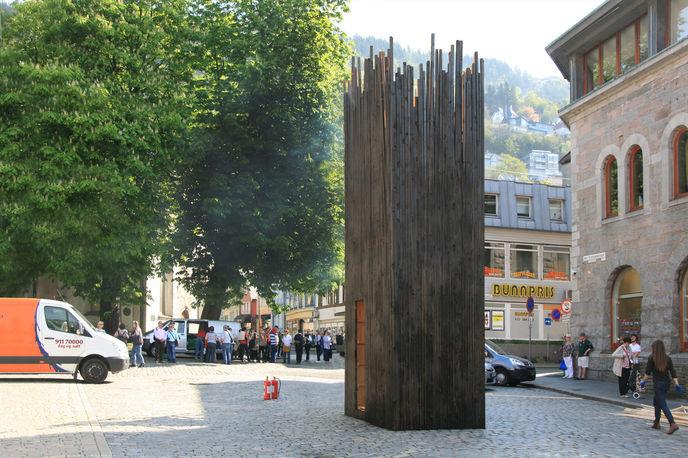 Bergen Safehouse by Max Rink, Bergen