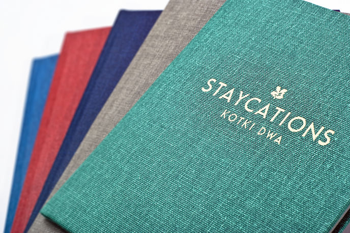Staycations by Kotki Dwa and The National Trust