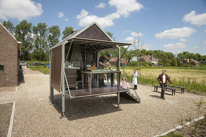 Buijtenkitchen by Studio Elmo Vermijs, Netherlands
