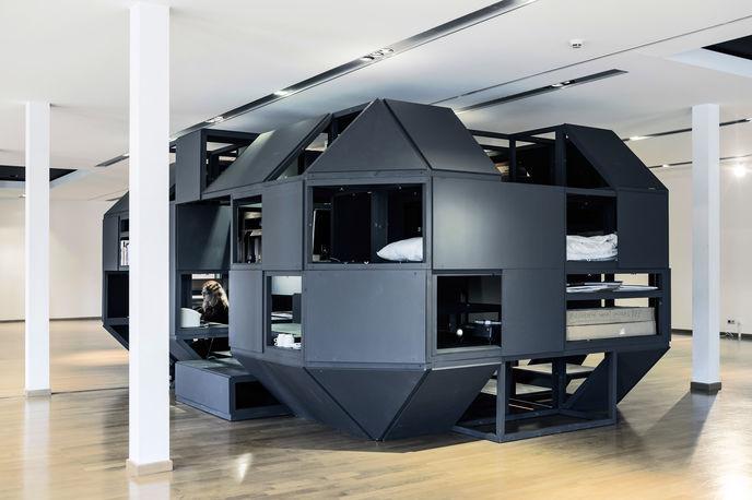 Verbandkammer by Nilsson Pflugfelder, Belgium