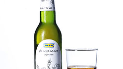 Head start for Ikea in own-brand lager market