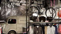 Joy riding: Rapha store brings cyclists together
