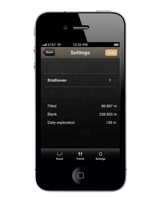 Blank Ways app