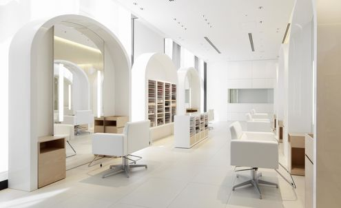 Beauty retail: counter culture