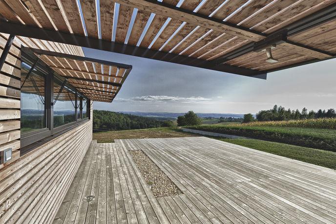 Summer House by Judith Benzer, Austria