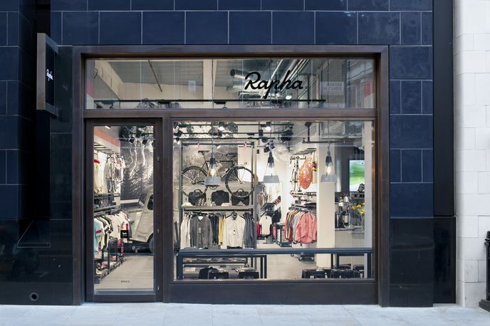 Rapha Cycle Club, London