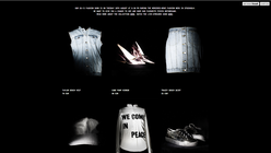 Cheap Monday launches Sneak Peek online store