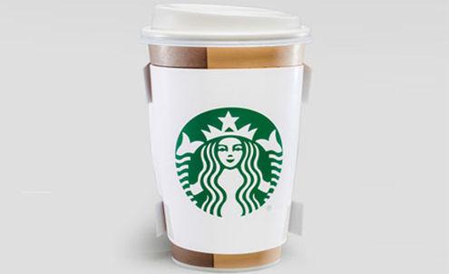 Starbucks brand-jacks rivals with cups ambush