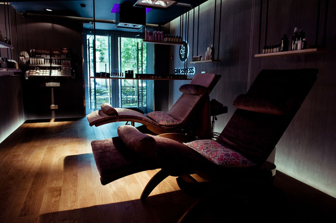 Stressless Lounge + Beauty Bar, Moscow