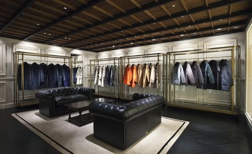 Mackintosh opens new store in Tokyo's Aoyama