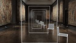 Spectral spaces: Nendo takes the chair at V&A