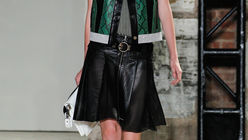 New York womenswear S/S 2013