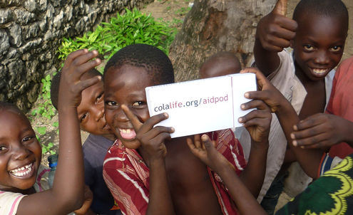 ColaLife campaign takes medical aid further
