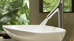 Starck contrast: The new taps that save water