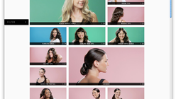 Hair-raising: Style Studio offers online guide