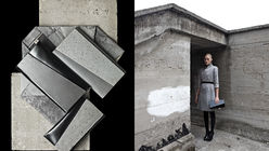 Set in stone: Concrete fashion idea hits Paris