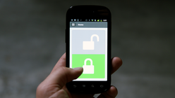 Lock down: App offers smart security by phone