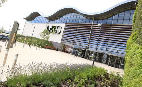 Retail analysis: M&S Cheshire Oaks, multi-channel flagship store