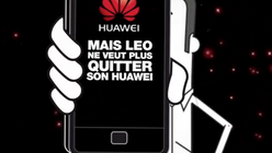 Huawei builds its smartphone brand worldwide
