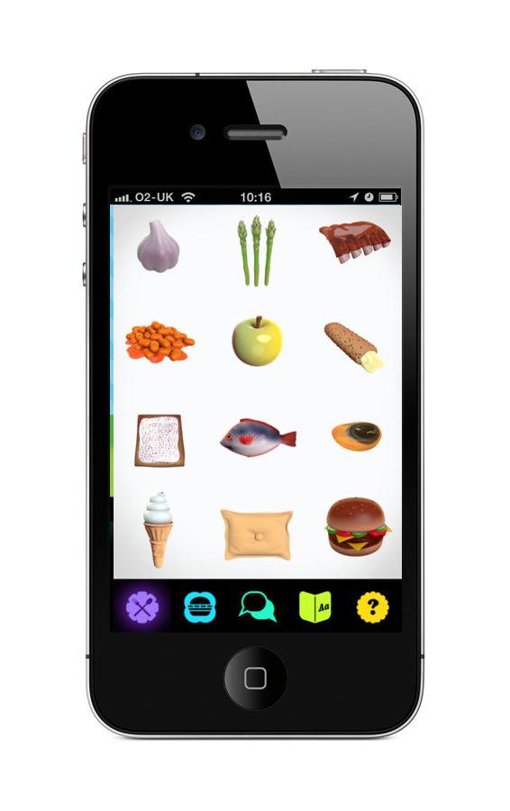 Furby iPhone app