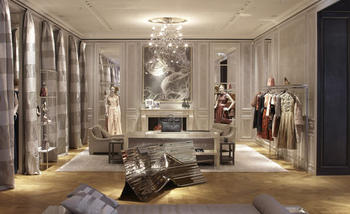 Dior renovates Milan store to double the size