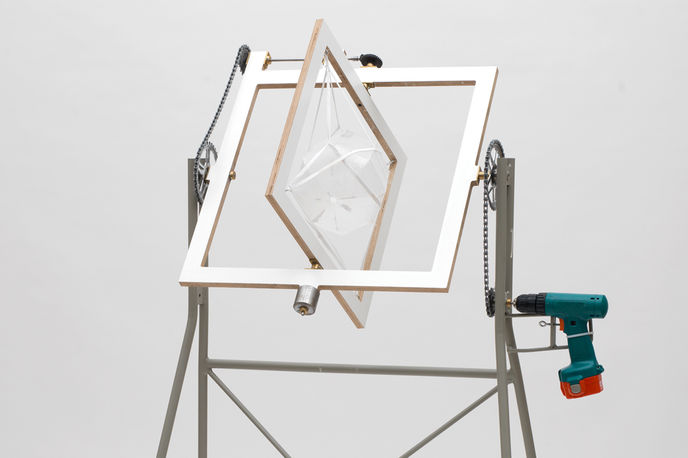 Lsn news improvised design objects in a different mould for Annika frye