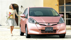 Fit She's car marks Honda drive to attract women