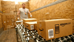 Manufacturers see retail future in Amazon
