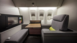 TAM Airlines creates first-class home from home